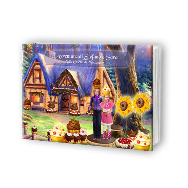 Hansel e gretel fiaba per bambini for Piani di libri da favola