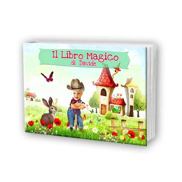 Popolare Libri per Bambini 1-2 anni - LIBRO MAGICO NW87