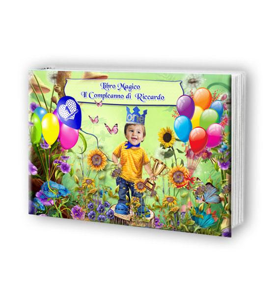 Regalo di compleanno libro magico for Libri regalo