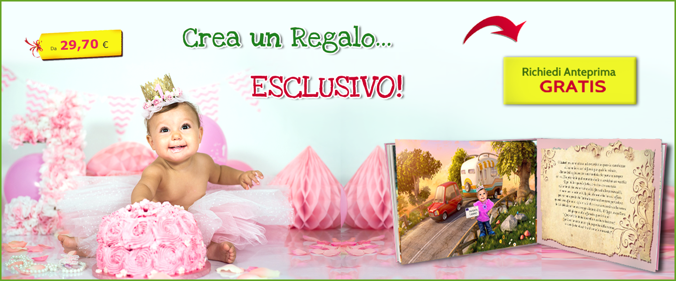 Idee regalo per bambini di 2 anni le pi belle on line for Idee regalo per una cavallerizza
