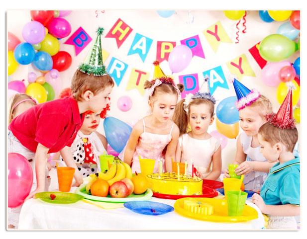 Favorito Organizzare la festa per il primo compleanno - idee e consigli HV26