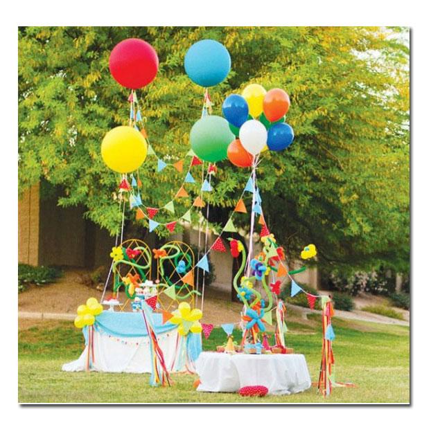 Amato Dove organizzare la festa di compleanno per un bambino LE35