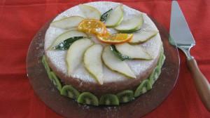 torta compleanno vegan