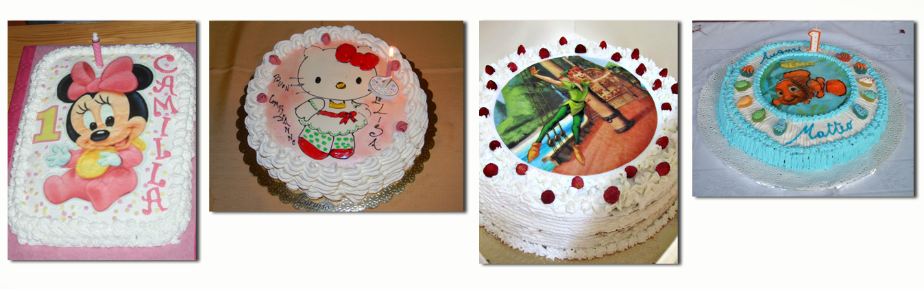 Qui di seguito trovi una carrellata di immagini di torte compleanno ...