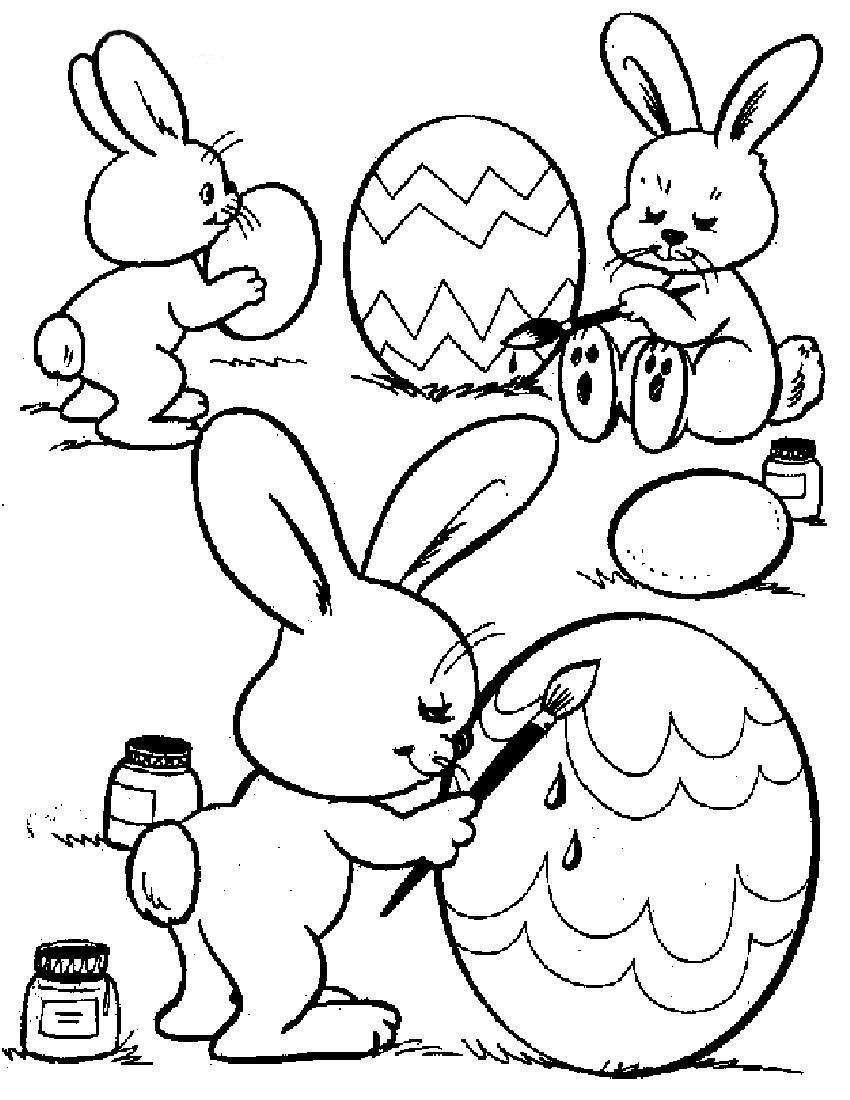 Ben noto Lavoretti di Pasqua per bambini fai da te RS64