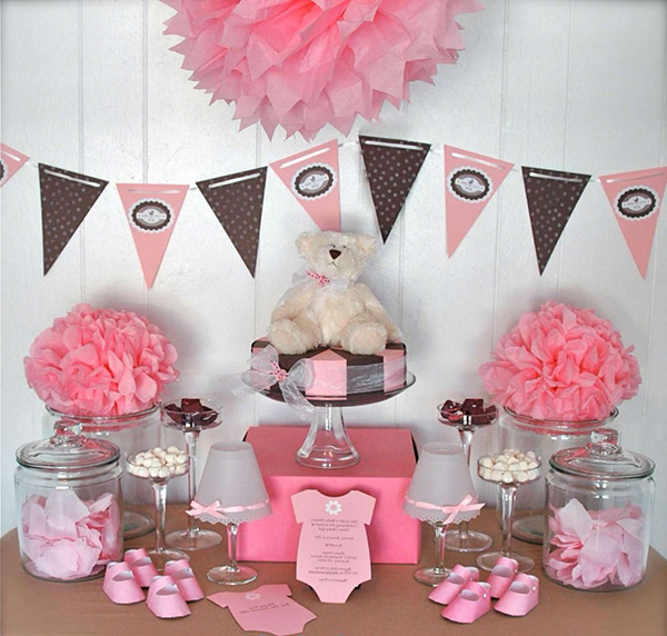 Super Decorazioni per Baby Shower - idee originali fai da te PG86