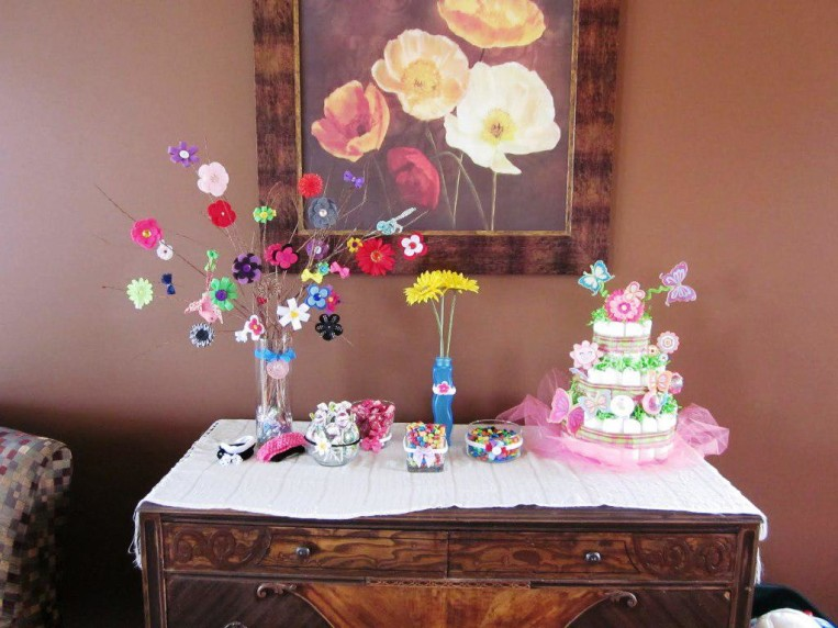 Top Decorazioni per Baby Shower - idee originali fai da te RT47