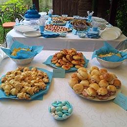 Costo buffet battesimo