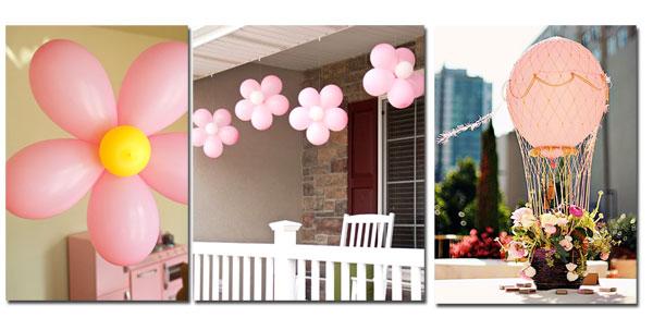 Addobbi battesimo le decorazioni pi originali fai da te for Decorare una stanza con palloncini