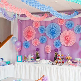 Decorazioni per baby shower idee originali fai da te - Decorazioni per battesimo bimba ...