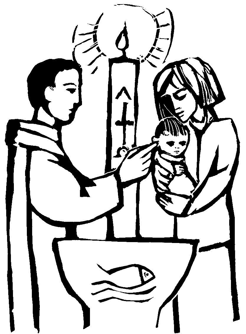 Auguri Matrimonio Cattolico : Quanti e quali sono i simboli del battesimo
