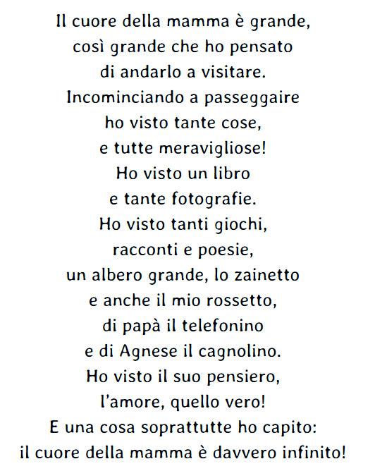 Le Piu Belle Poesie Per La Festa Della Mamma